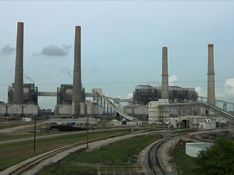 Coal Power : Inside the Parish Generating Station