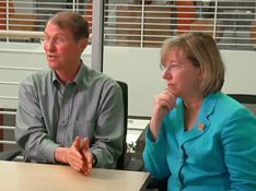 Dr. Lynn Orr and Dr. Sally Benson, Stanford Climate and Energy Program : Solar